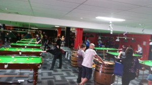 Snooker World Room