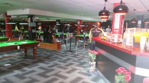 Snooker World Room