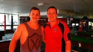 Mark and Greg Bird