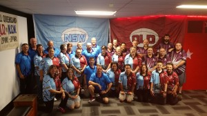 Deaf Eight Ball NSW QLD Players